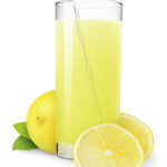 All natural refreshing  Aquaivia Lemonade!